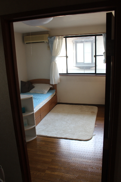 兄1号の部屋 20130709