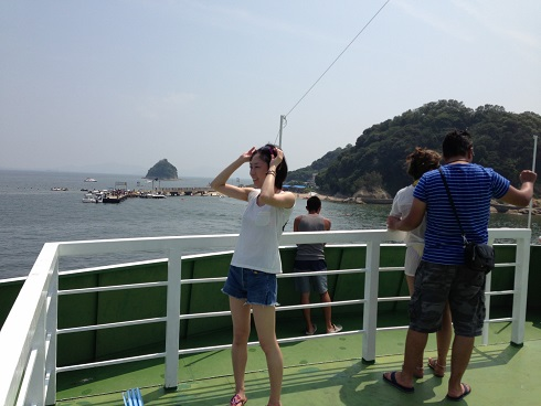 海へ!!!