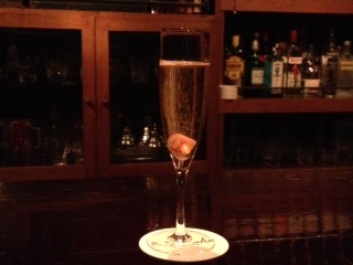 シャンパンカクテルs