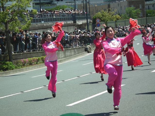 ザよこはまパレード2013 スーパーパレード(5)