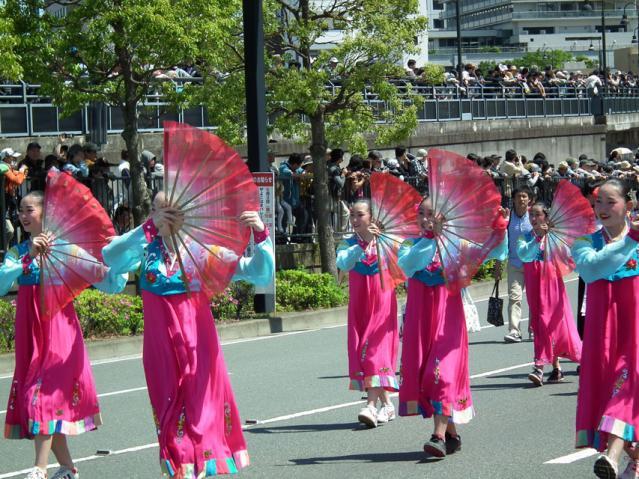 ザよこはまパレード2013 スーパーパレード(10)