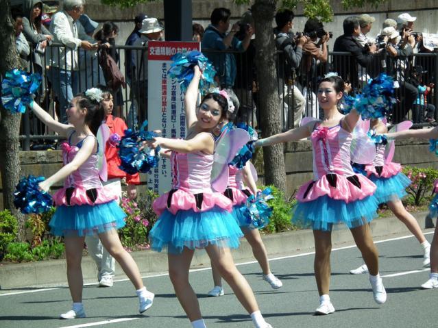 ザよこはまパレード2013 スーパーパレード(15)