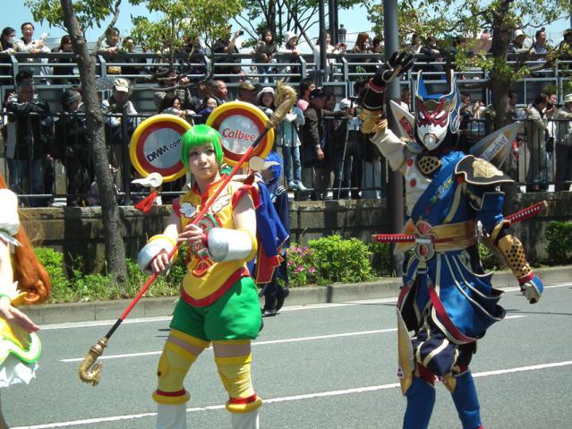 ザよこはまパレード2013 ヨコハマカワイイパレード(2)