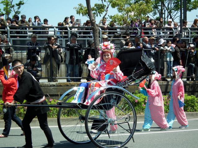 ザよこはまパレード2013 ヨコハマカワイイパレード(6)