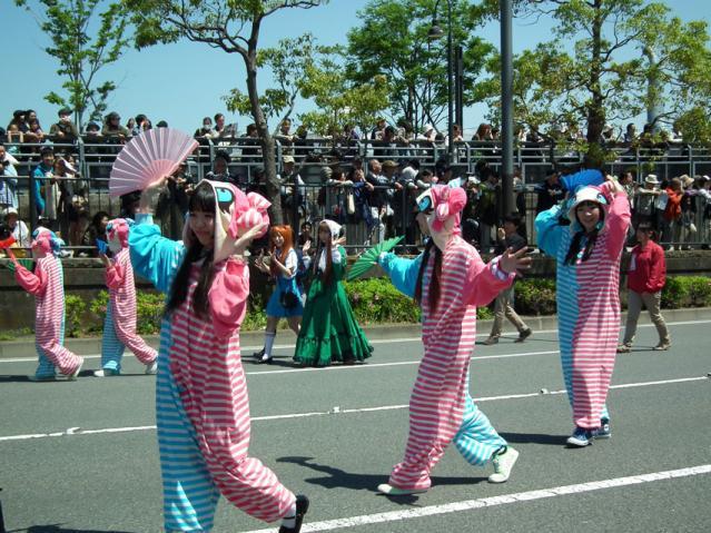 ザよこはまパレード2013 ヨコハマカワイイパレード(7)