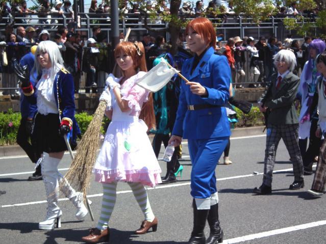 ザよこはまパレード2013 ヨコハマカワイイパレード(10)
