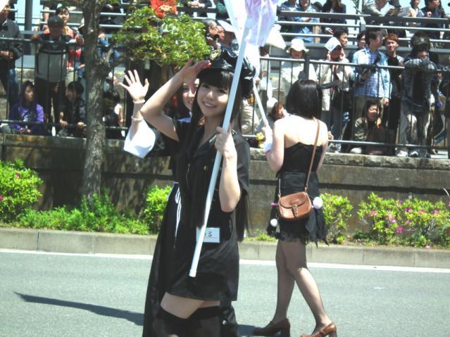 ザよこはまパレード2013 ヨコハマカワイイパレード(11)