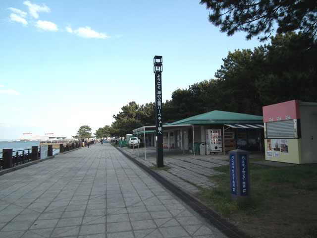 八景島バーベキュー場(1)