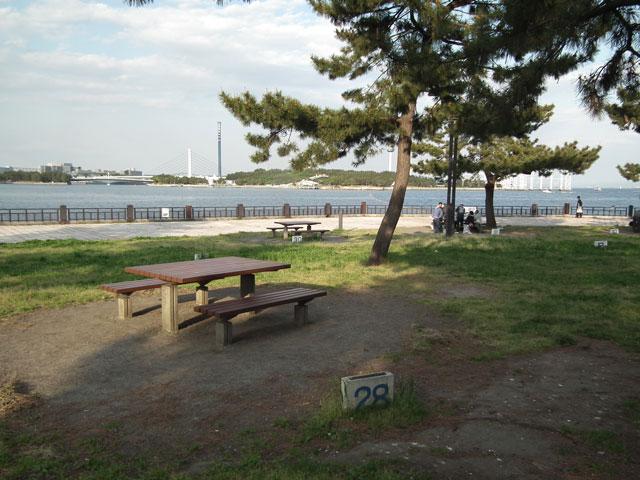 八景島バーベキュー場(3)