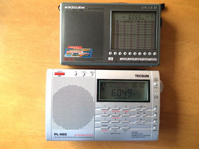 PL-660とDE1103