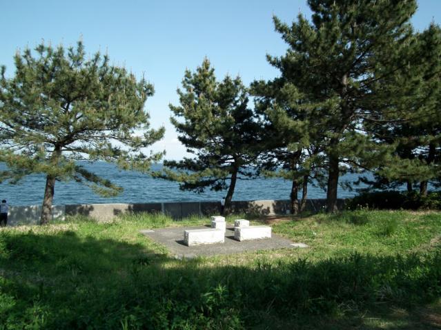 福浦の公園(1)