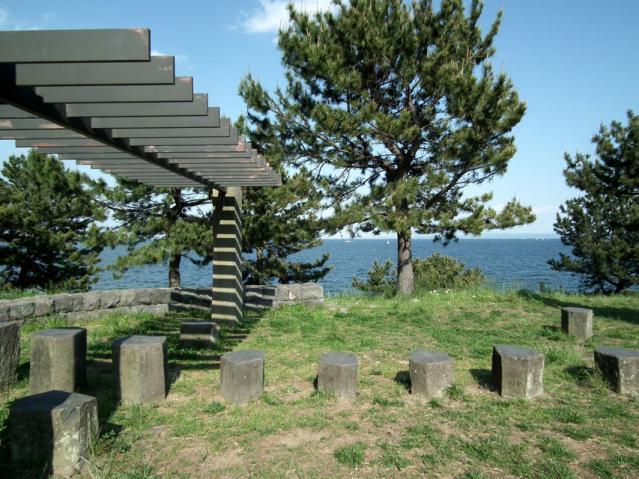 福浦の公園(2)