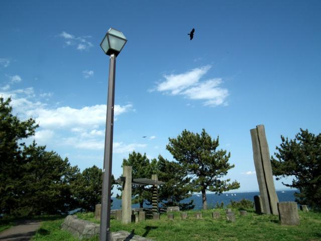 福浦の公園(3)
