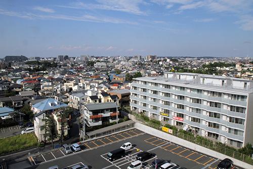 s03茅ヶ崎駅から作業場のマンションまで2km