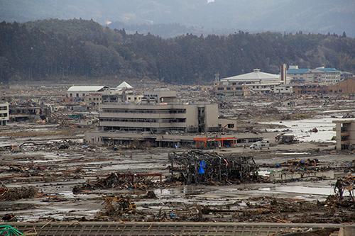 s04陸前高田市は市街地2kmがすべて津波で壊滅してしまった①
