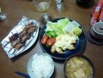 リョウヘイ作鳥肉料理