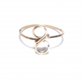 R607 Infinity gold filled ring (5)
