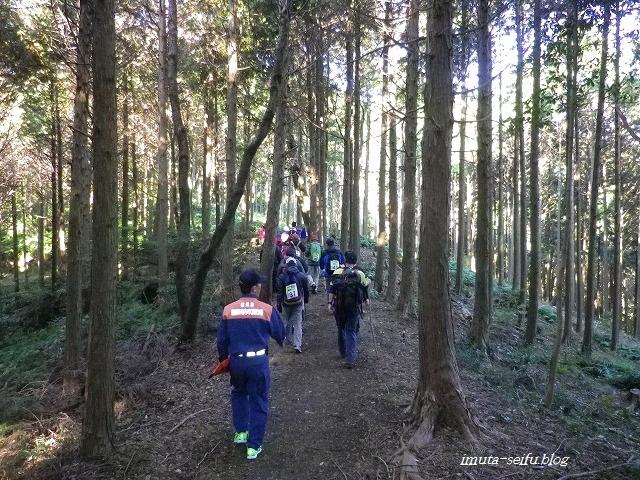 いむた池外輪山登山大会 020