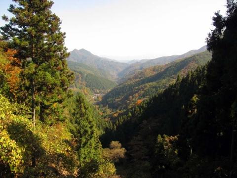 11志賀坂峠からの眺め