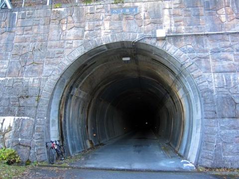 25八丁トンネル