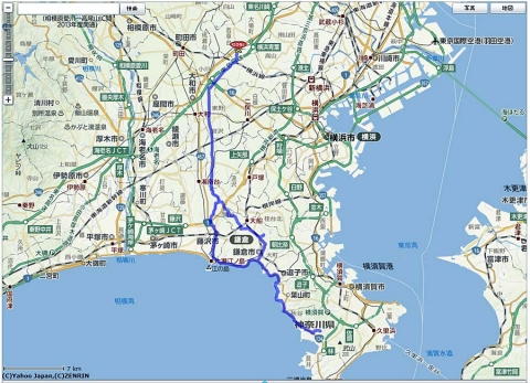 Todays Route