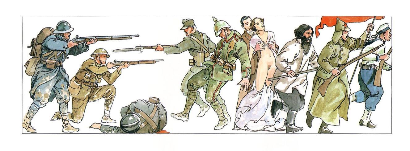 ミロ・マナラ_セックス_バイオレンス_人類史_歴史_性_暴力