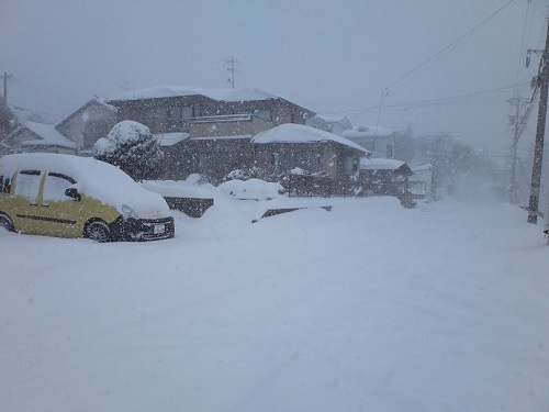 140208吹雪いてます