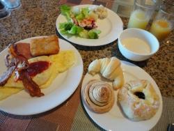 FIESTA ワールドカフェ 朝食