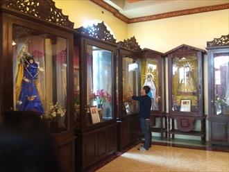 南国お気楽ひとり暮らし-シマラ教会 マリア像