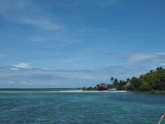 南国お気楽ひとり暮らし-カオハガン島