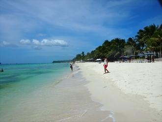 南国お気楽ひとり暮らし-ボラカイ島 ビーチ ステーション3