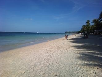 南国お気楽ひとり暮らし-ボラカイ ホワイトビーチ