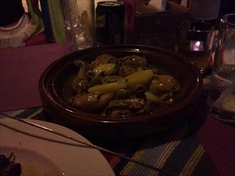 南国お気楽ひとり暮らし-ボラカイ モロッコ料理