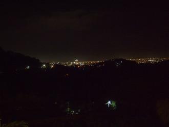 南国お気楽ひとり暮らし-セブ シャトー・デ・ブサイ 夜景