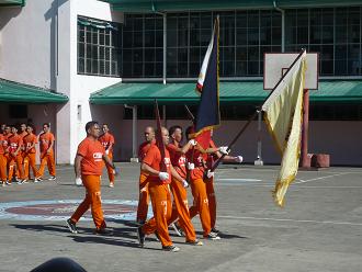 南国お気楽ひとり暮らし-Cebu City Jail Dance