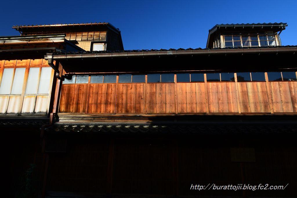 2014.01.24金沢ひがし茶屋街2