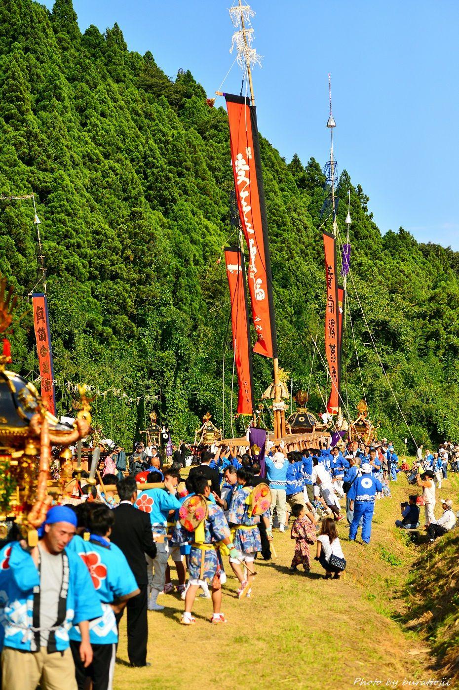 2014.09.20お熊甲祭お旅所8