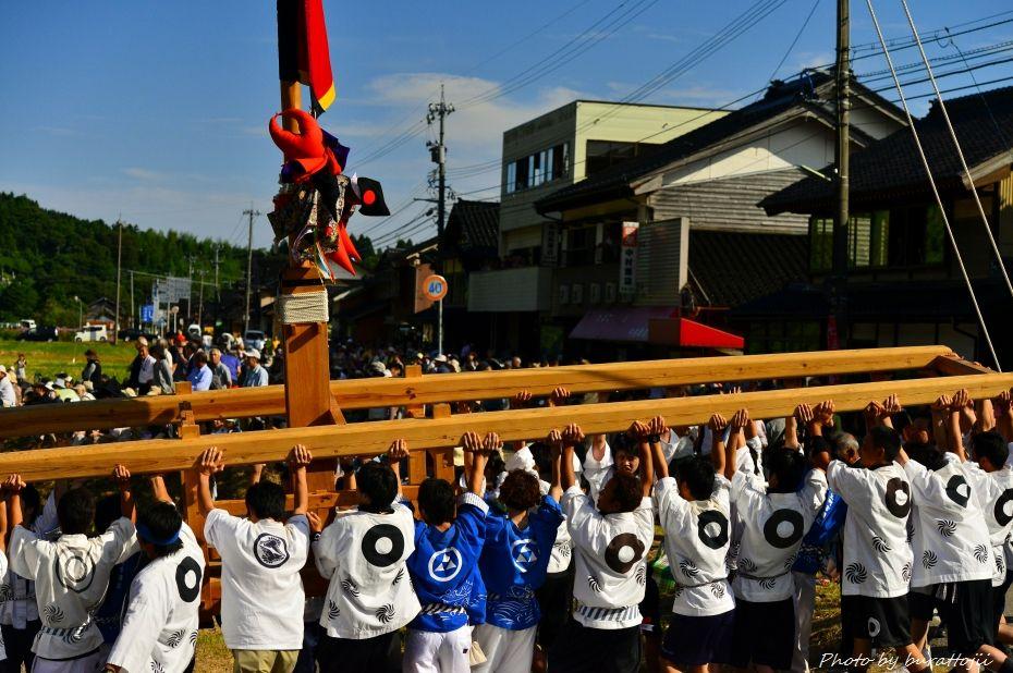 2014.09.20お熊甲祭お旅所2