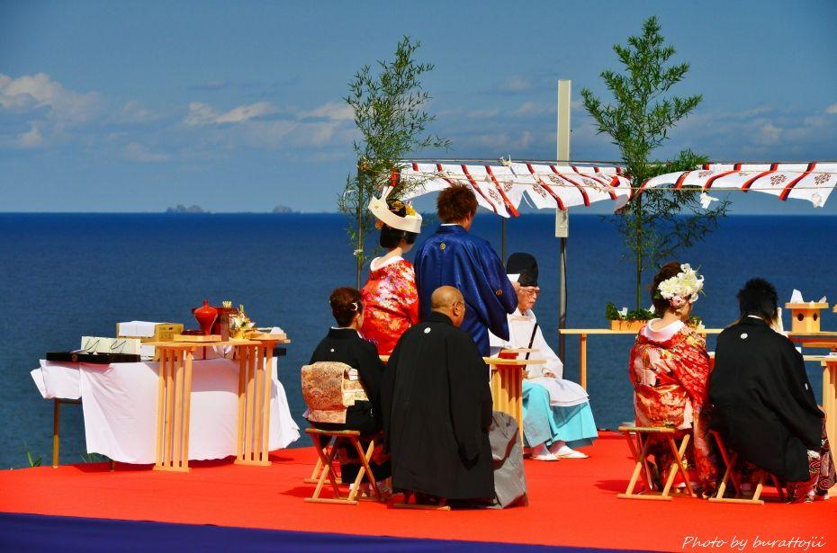 2014.09.21千枚田結婚式6