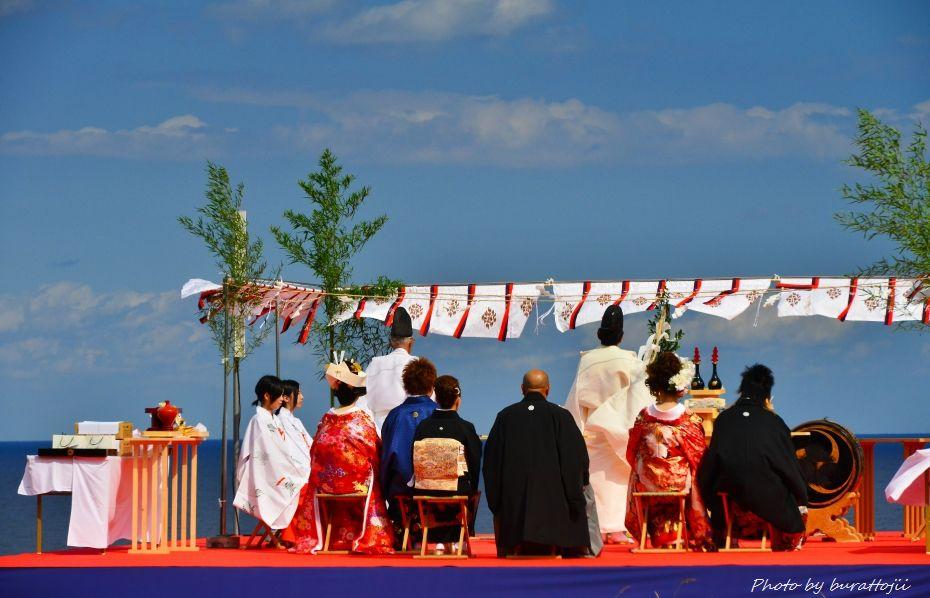2014.09.21千枚田結婚式4