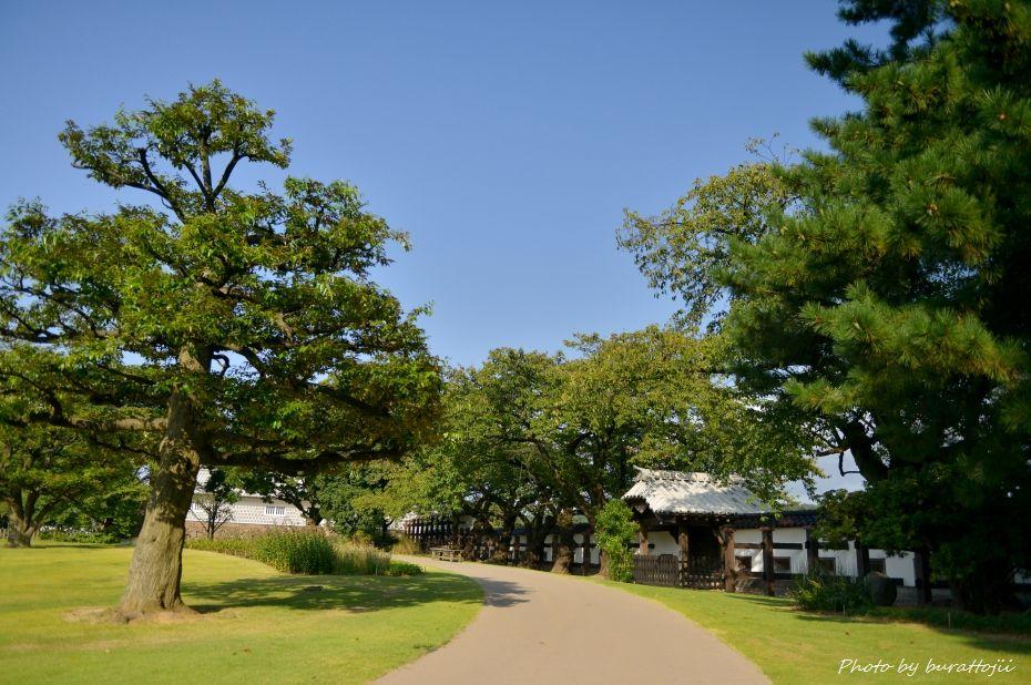 2014.09.28金沢城公園・兼六園2