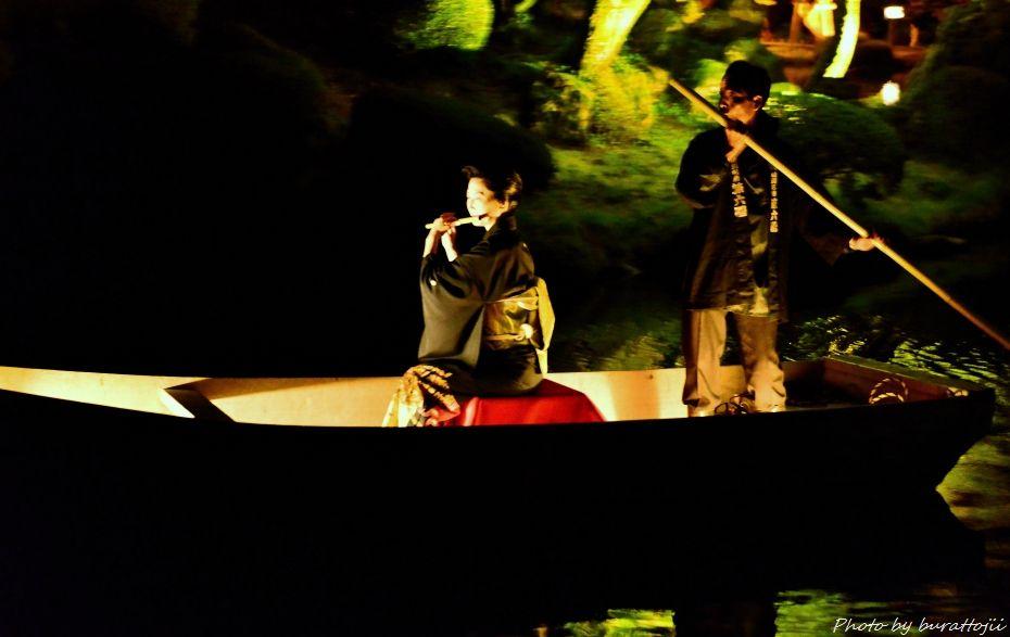 2014.10.11兼六園ライトアップ10