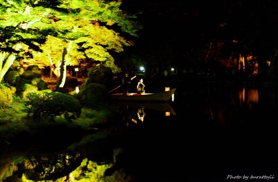 2014.10.11兼六園ライトアップ2