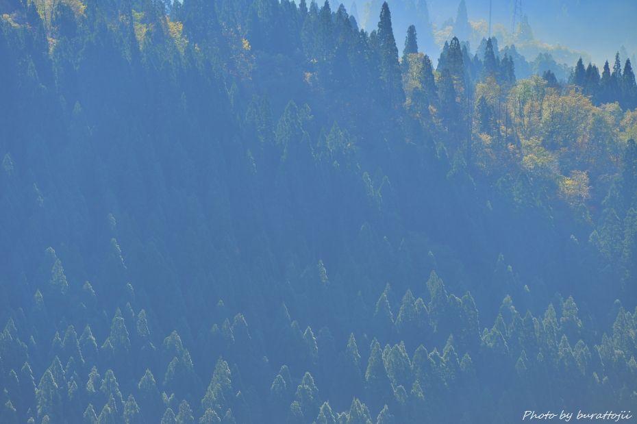 2014.10.25西山の朝景10