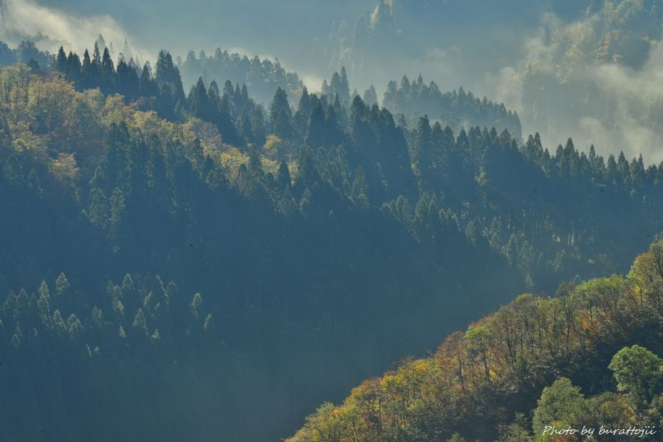 2014.10.25西山の朝景8
