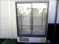 ホシザキ リーチイン冷蔵ショーケース 07年製 美品