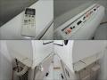 SHARP エアコン 冷暖房12畳 09年製2