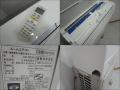富士通エアコン 冷暖房6畳 '11年製2