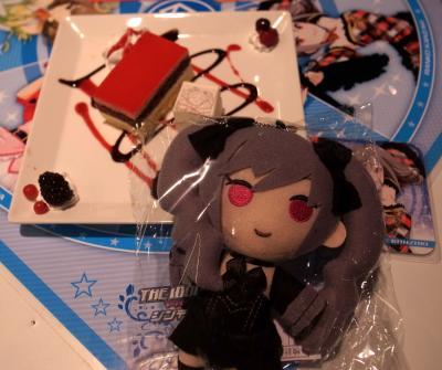 蘭子ケーキ