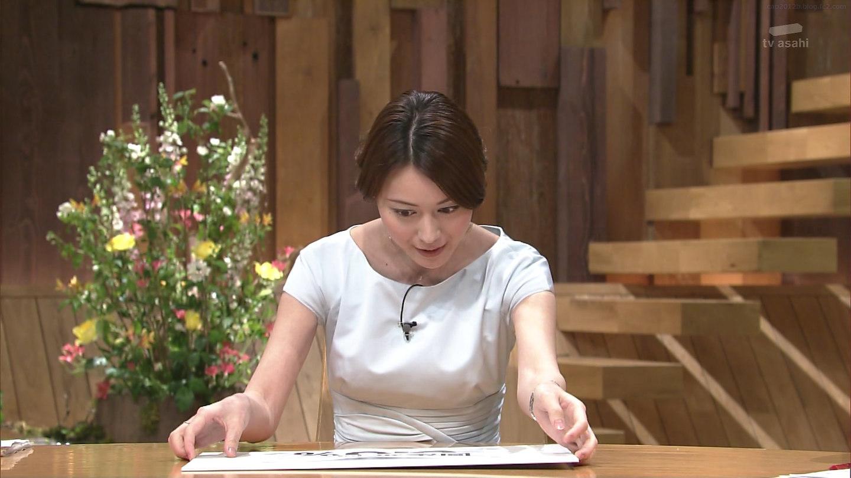 cap2012b 小川彩佳 20130604 報ステ 女子アナ キャプチャー画像